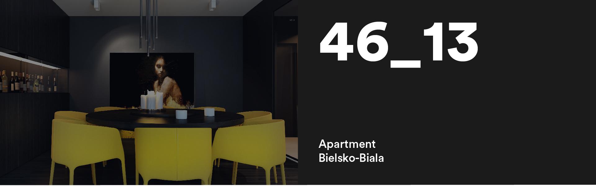 46_13 Apartment Bielsko-Biala